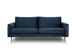 Anabelle 3 pers. sofa - Monolith 77